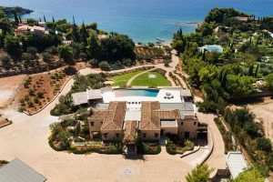 porto heli luxury villa esquire the greek villas
