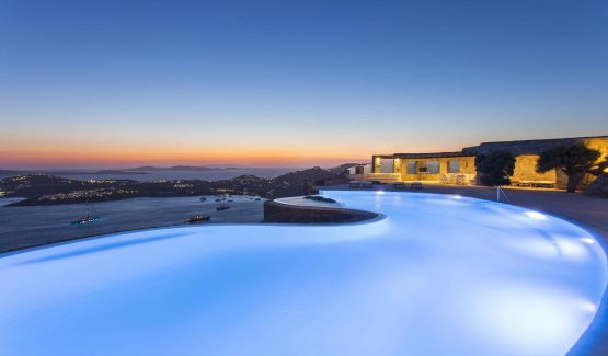 Baron Mykonos Luxury Villas TheGreekVillas