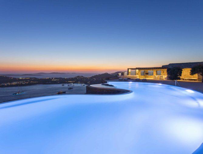 Baron Mykonos Luxury Villas TheGreekVillas
