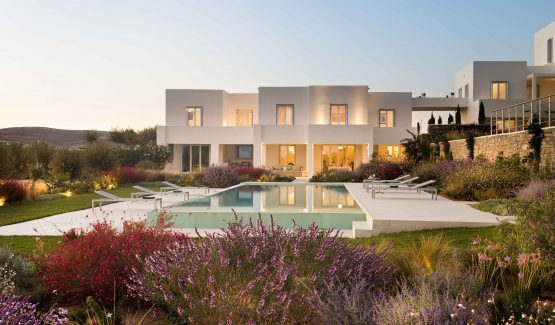 Ronaldo II Paros Luxury Villas TheGreekVillas